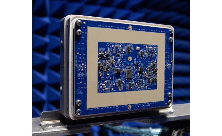 High-Density Automotive Radar Antenna